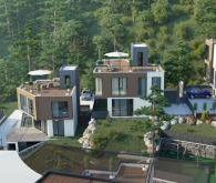 Дом вашей мечты в премиальном ЭКО - поселке ЮБК!